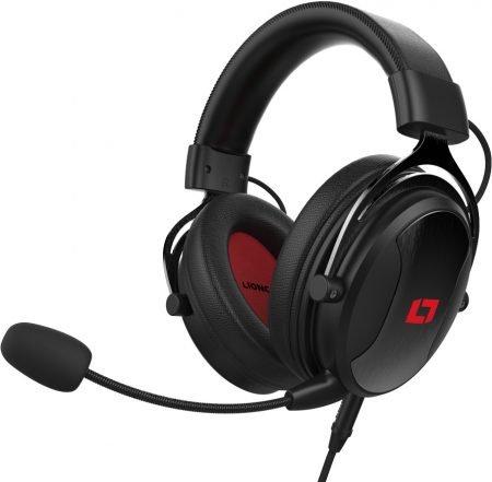 Lioncast Over-Ear Gaming Headset LX55 für 44€ inkl. Versand (statt 60€)