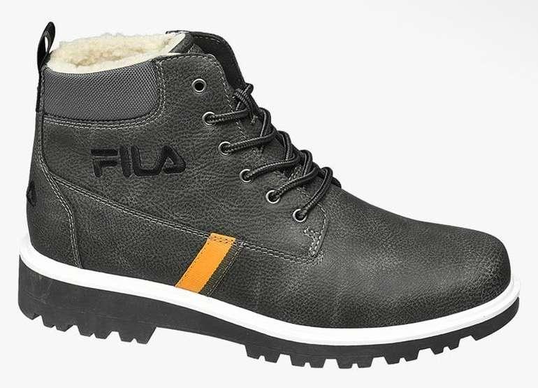 Deichmann: 20% auf Schuhe der aktuellen Kollektion, z.B. Fila Boots für 39,90€