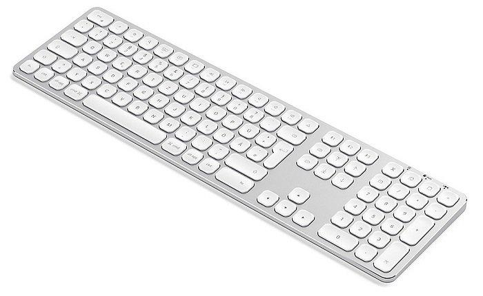 Satechi Aluminium Full Bluetooth Tastatur für 59€ bei Cyberport abholen