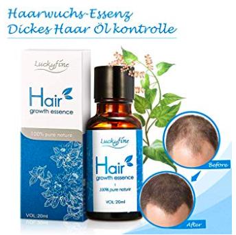 20ml LuckyFine Haarwachstums Serum für 6,59€ inkl. Prime (statt 11€)