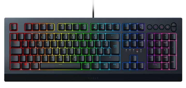 Razer Cynosa V2 Tastatur Gaming Rubberdome für 49€ (statt 62€) - Abholung!