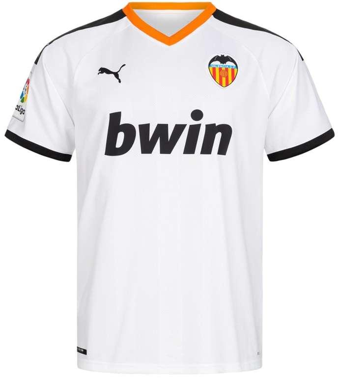 FC Valencia Puma Herren Heim Trikot für 23,94€ inkl. Versand (statt 33€)