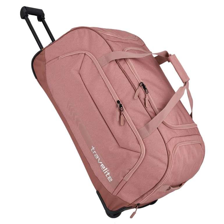 Koffer-Direkt: 20% extra Rabatt auf ausgewählte Artikel, z. B. Travelite Kick Off Reisetasche für 50,36€ inkl. Versand (statt 70€)