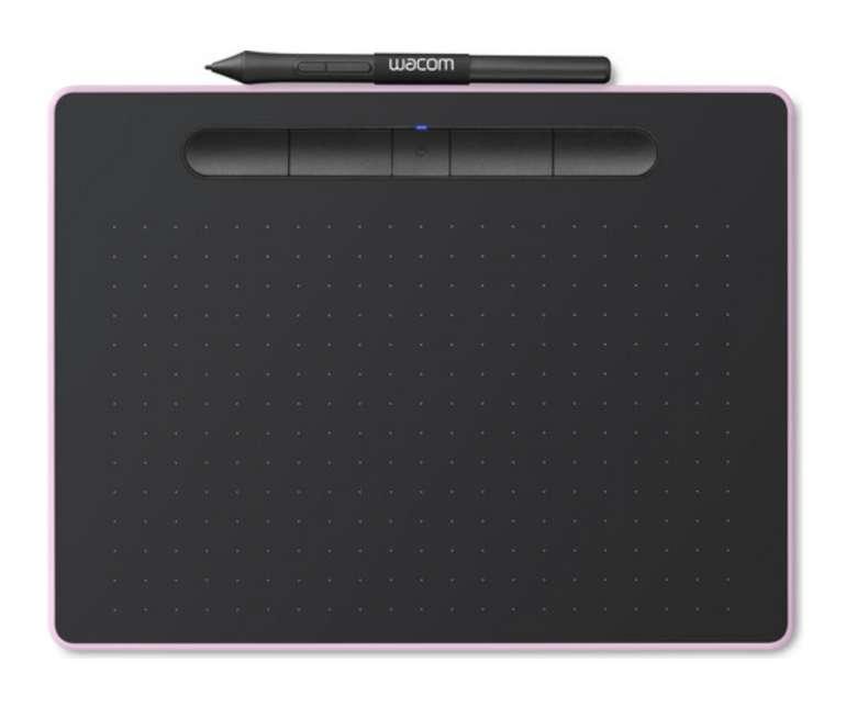 Wacom Intuos S Grafiktablet mit Bluetooth für 55,90€ inkl. Versand (statt 69€)