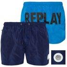 2er Pack Replay Herren Badeshorts (versch. Farben) für 17,99€