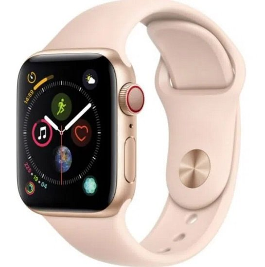 Apple Watch Series 4 LTE 40mm mit Sportarmband 2