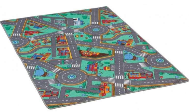 POCO Straßenspielteppich (100 x 175 cm) für 8,39€ bei Abholung (statt 15€)