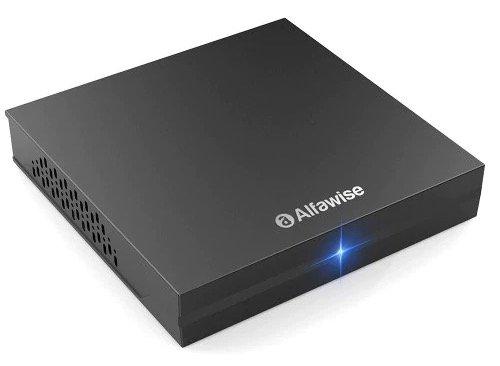 Alfawise A9 Plus 4K TV Box (4GB RAM, 32GB ROM, Android 9) für 33,68€ mit Versand