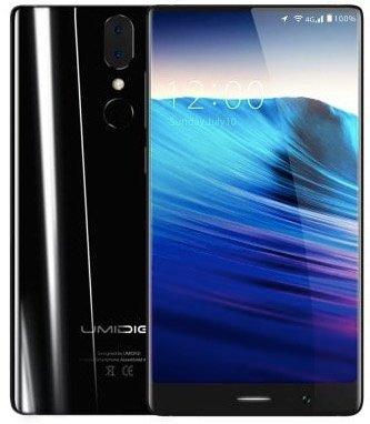 UmiDigi Crystal - 5,5 Zoll LTE Phablet (2GB RAM, 16GB) für 91,86€