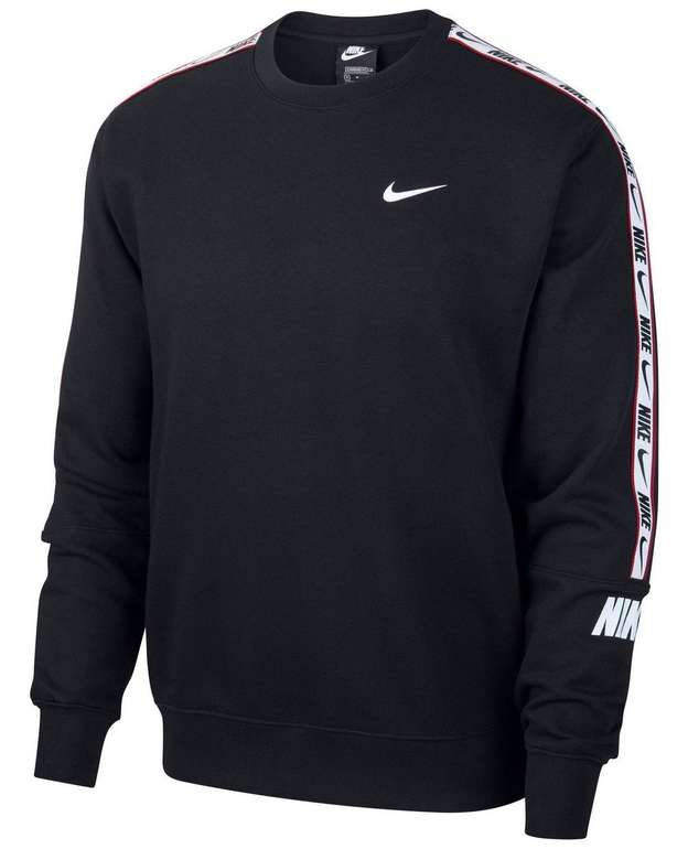 Nike Sportswear Pullover Repeat Fleece Crew BB für 39,95€ inkl. Versand (statt 54€)