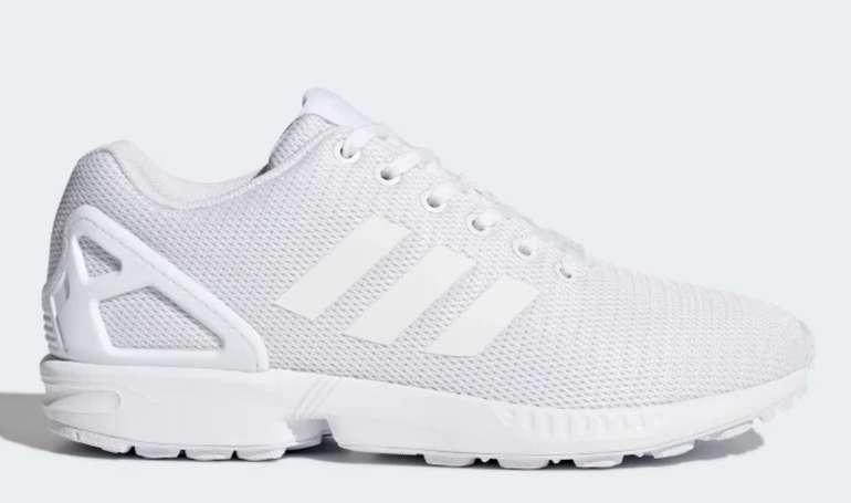 Adidas ZX Flux Originals Sneaker in weiß für 47,48€ inkl. Versand (statt 76€)