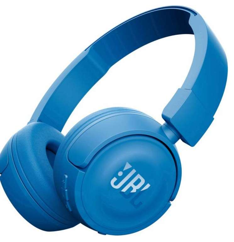 JBL Harman T450BT Bluetooth On Ear Kopfhörer für 34,76€ inkl. Versand (statt 44€)