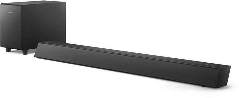Bestpreis: Philips B5305 Series 5000 Soundbar 70W Bluetooth mit 2.1-Kanal Subwoofer für 85€ (statt 93€)