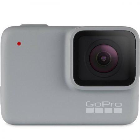 GoPro Action Cam Hero7 White für 144€ inkl. VSK (statt 185€)