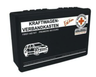 KFZ-Verbandkasten fürs Auto - Standard nach DIN 13164-2014 für 5,99€inkl. Versand (statt 10€)