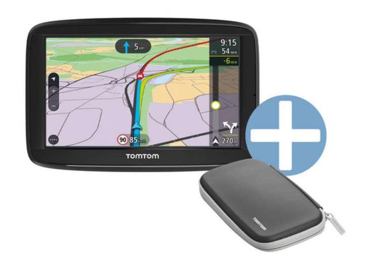 TomTom VIA 62 EU-Navigationsgerät mit Etui für 95,90€ inkl. Versand (statt 136€)