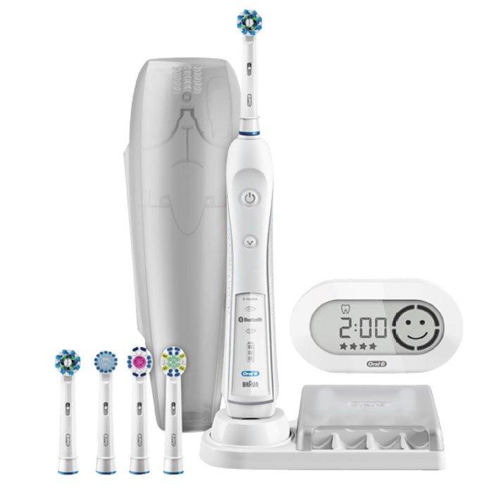 Oral-B 6400 Smart Series Elektrische Zahnbürste für 86,30€ (statt 96€)