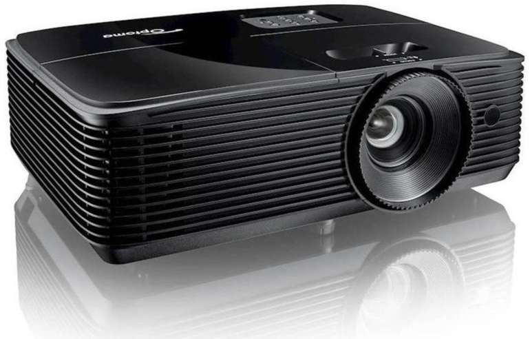 Optoma HD144X Full HD Beamer mit 3D für 396,95€ inkl. Versand (statt 465€)