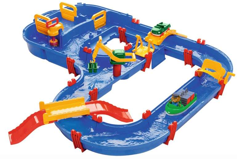 BIG AquaPlay MegaBridge Spielset für 41,98€ inkl. Versand (statt 59€)