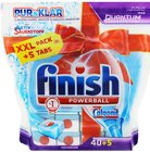 90 Finish Pur&Klar Quantum Powerball Tabs für 14,95€ (Vergleich: 19€)