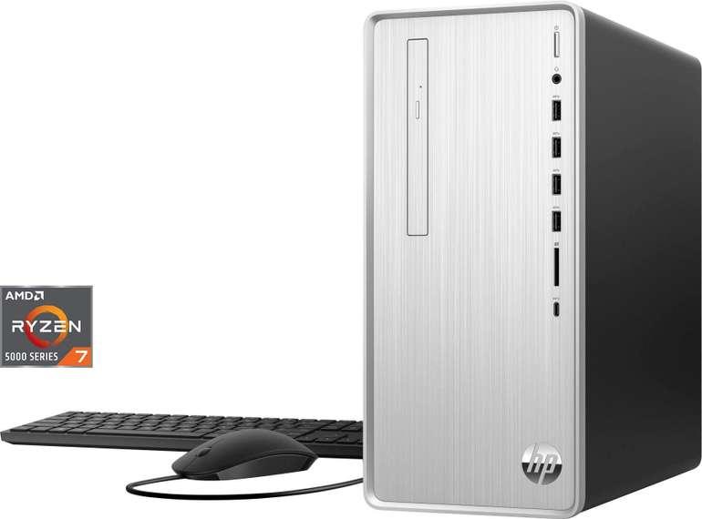 HP Pavilion TP01-2203ng PC (AMD Ryzen 7 5700G, Radeon Graphics, 16 GB RAM, 512 GB SSD) für 521,95€