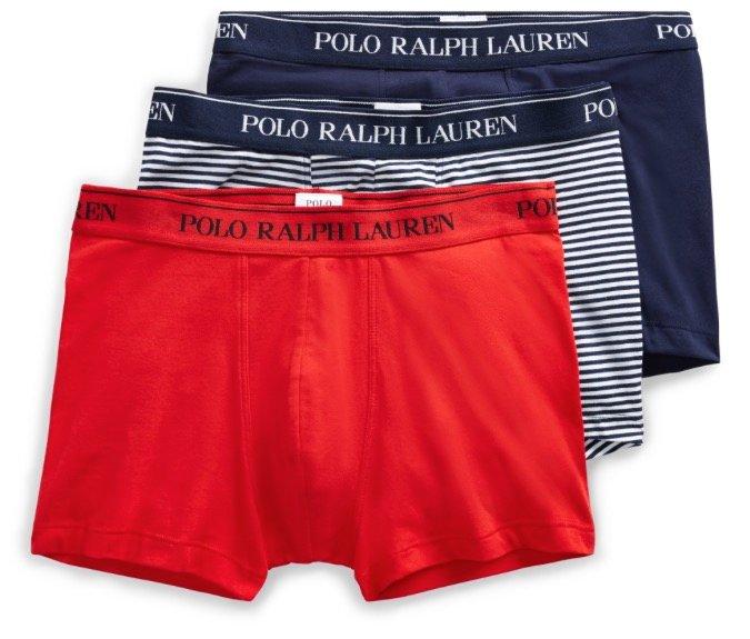 Ralph Lauren Sale mit bis zu 50% Rabatt - z.B. 3er-Pack Herren-Trunks 19,97€