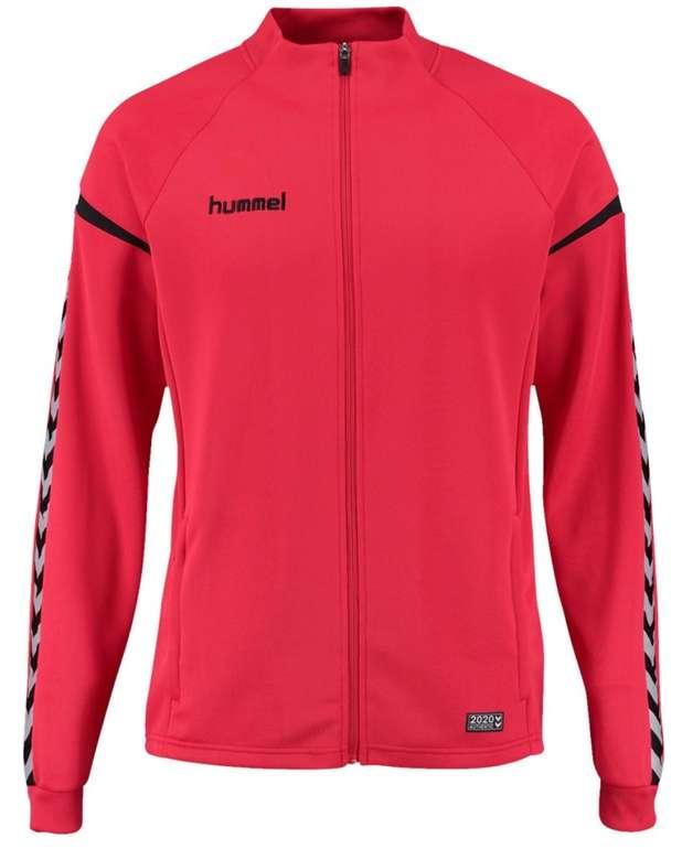 Hummel Authentic Charge Herren Jacke in rot für 9,99€inkl. Versand (statt 23€)