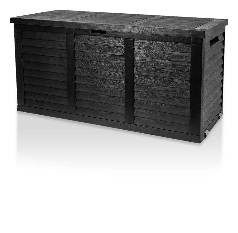 """Mömax Kissenbox """"Hippo"""" in Anthrazit für 33,91€ inkl. Versand (statt 46€)"""