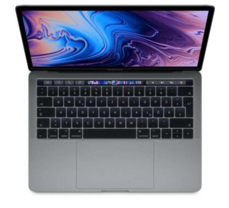 """Apple MacBook Pro 13"""" (2019) mit i5, 8GB RAM und 256GB SSD für 1.299€ (statt 1.625€)"""
