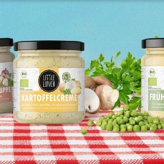 """Little Lunch Probierbox """"Sommersuppen"""" (6 Stück) für 13,50€ + Versand (Ab 25€ Gratisversand!)"""