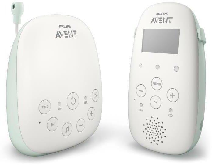 Philips Avent SCD711/26 White DECT Babyphone für 69,99€ inkl. VSK (statt 80€)
