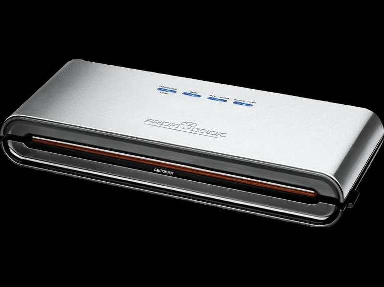 2x Profi Cook PC-VK 1080 Vakuumierer für 59€ inkl. Versand (statt 90€)