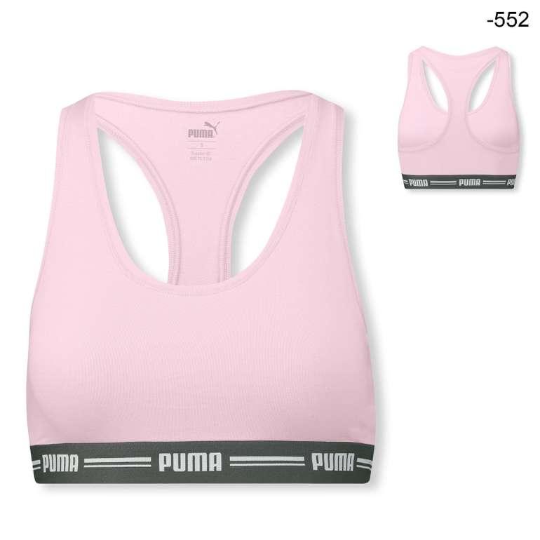 Puma Iconic Racerback Sport-BH in versch. Farben für 11,89€ inkl. Versand (statt 17€)