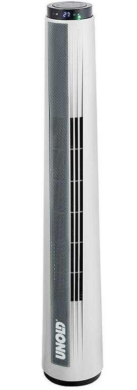 Unold 86940 Turmventilator Sight (40Watt mit Fernbedienung) für 39,90€ inkl. Versand (statt 54€)