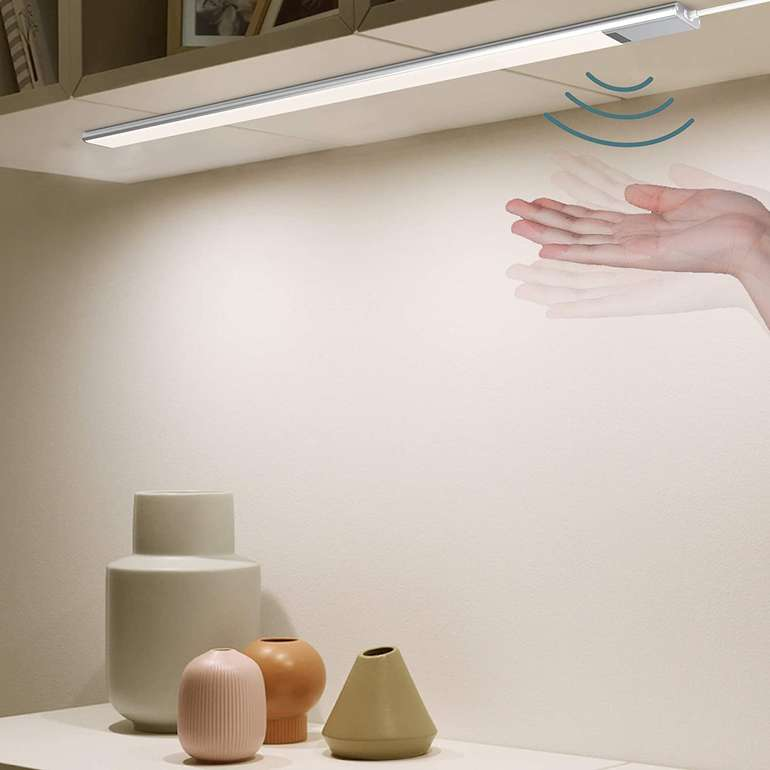 Ezvalo LED Unterbauleuchte mit Sensor für 13,99€ inkl. Prime Versand (statt 20€)