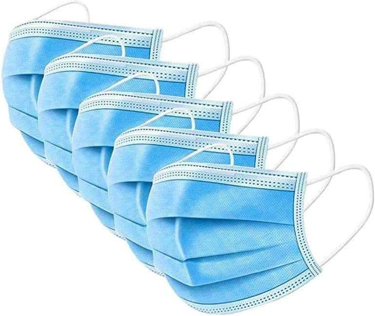 Fehler? 300 Mundschutz-Masken 3-Lagig komplett kostenlos