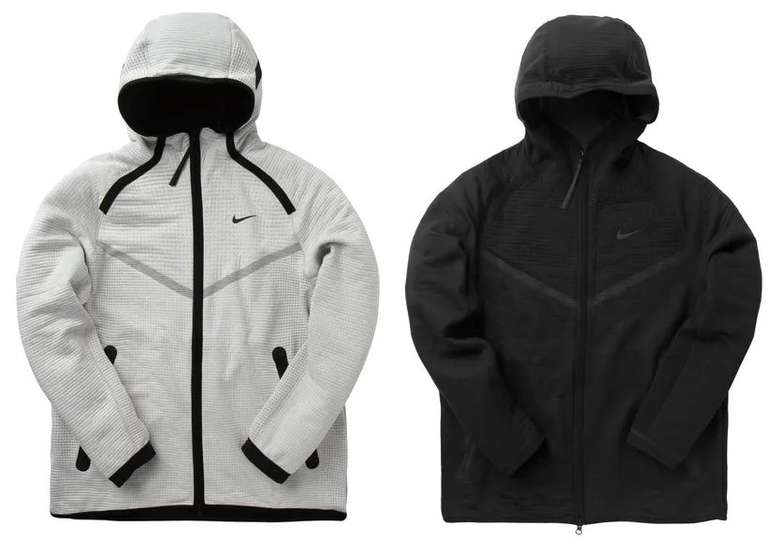 Nike Tech Pack Windrunner Hoodie in zwei Farben für je 69,98€ inkl. Versand (statt 98€)