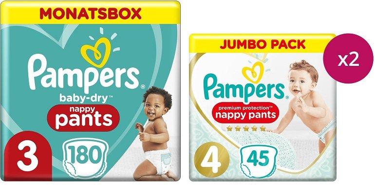Windeln.de 33% Rabatt auf Pampers Baby Dry Pants