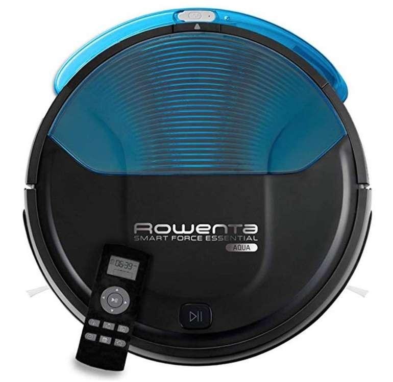 Rowenta RR6971 Smart Force Essential Aqua Roboter-Staubsauger mit Wischfunktion für 203,96€