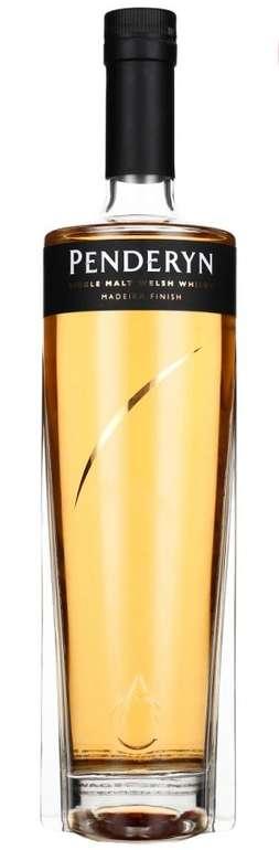 Penderyn Madeira Finish Single Malt Welsh Whisky (46% Vol., 0.7 Liter) für 33,90€ inkl. Versand (statt 40€)