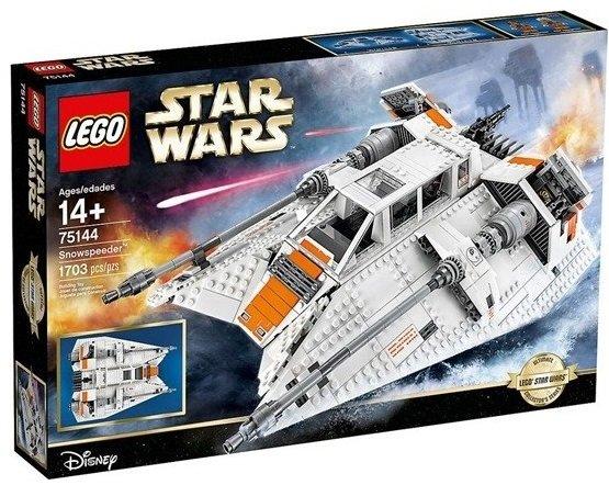 Lego Star Wars Snowspeeder (75144) für 169,99€ inkl. Versand
