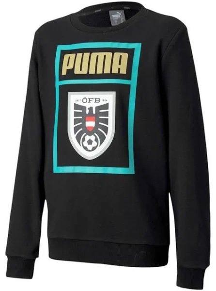"""Puma """"Österreich Shoe Tag"""" Sweater in Rot und Schwarz für 17,94€ inkl. Versand (statt 41€)"""