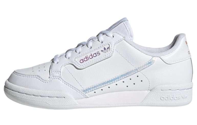 Adidas Continental 80 (GS) Kinder Sneaker (Größe 36 bis 38 2/3) für 29,99€ inkl. Versand (statt 45€)