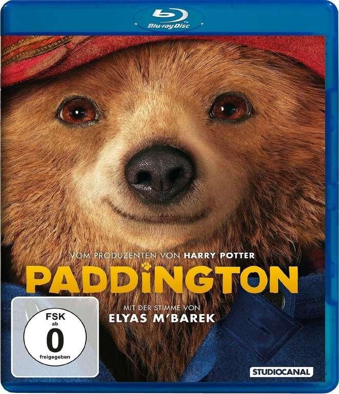 Paddington (Blu-ray) für 3,79€ inkl. Versand (statt 10€)