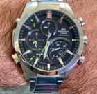 Casio Edifice EQB-501D-1AMER Smartwatch für 165,18€ inkl. Versand (statt 254€)