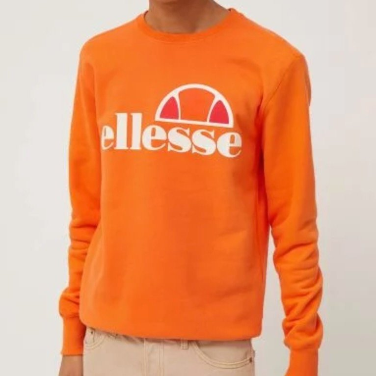Weekday Sale mit 20% Extra Rabatt + weitere 10% - z.B. Ellesse 'Succio' Sweatshirt für 20,70€
