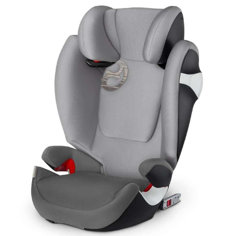 Cybex Solution M-Fix Kinderautositz in verschiedenen Farben - Gruppe 2/3 (15 bis 36kg) für je 124,99€