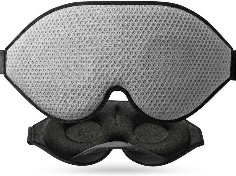 Unimi 3D Schlafmaske mit Belüftungsöffnungen für 6€ inkl. Prime Versand (statt 15€)