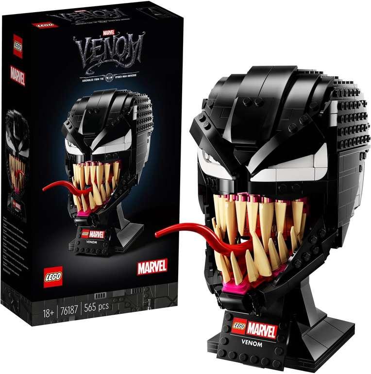 Lego Marvel Super Heroes - Venom Bauset (76187) für 37,99€ inkl. Versand (statt 49€)