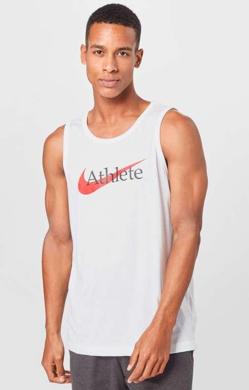 Nike Dri Fit Herren Trainings Tanktop in Weiß für 16,11€ inkl. Versand (statt 25€)